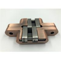 Best High Performance Hidden Door Hinges Multiple Finishes Smooth Operation wholesale