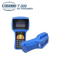 Best Auto Key Programmer T300 T-CODE English Spanish Blue / Black Cars Auto Transponder wholesale