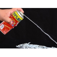 Best Glossy Color 4-5 Meters Anti Flammable Silly String Spray wholesale