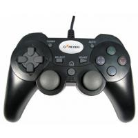 3 In 1 Dualshock ABS Vibration Wireless Playstation Controller PC / PS2 / PS3 Gamepad