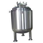 Best Customized 1000L Stainless Steel Storage Tank Mechanical Blending Dispensing Tank wholesale