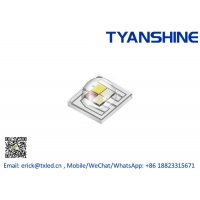 Buy cheap LM-80 Ceramic SMD3535 RGBW LEDs 4W CRI80 with Osram chip Architectural from wholesalers