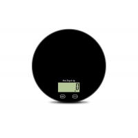 China Round Glass Platform Kitchen Weighing Scales on sale