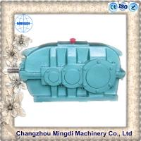 Best DCY Helical Peed Reduction Gearbox Casting Iron 4000-700000N.M Torque wholesale