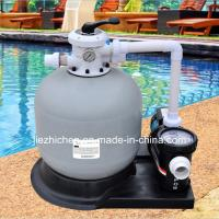 Best Integrative Swimming Pool Filter System with Water Pump and Sand Filter wholesale