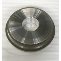 China Resin Bonded CBN Grinding Wheels 1A1 For Metal High Steel Thickness 40mm on sale