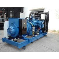 Best Benz MTU 600kw diesel generator set  open type  three phase water cooling long service wholesale