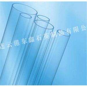 China UV-stop quartz glass tube on sale