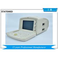 China Handheld OB / GYN Portable Ultrasound Scanner 2.5 - 7.5 MHZ Convex Array Probe 10 Inch CRT Monitor on sale