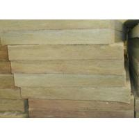 Best Soundproofing and Heat Insulation Material Rockwoll Panel Decorative Wall Boards wholesale