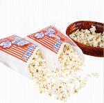 Best Customized Popcorn Snack Bags , Biodegradable Paper Popcorn Chip Bag wholesale