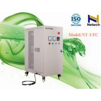 China 220V 5g 10g 15g 20g 30g Ozone Generator Water Treatment Purification cleanion on sale