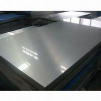 China Cold-rolled Stainless Steel Sheet and Plate for Decoration Industries, with A201 Grades on sale