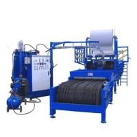 Best Low Noise PU Roll Foaming Machine , Metal Roof Panel Cold Roll Forming Machine wholesale