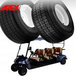 Best APEX Golf Cart Tire for 18x6.50-8, 18x8.50-8, 215/60-8, 205/50-10, 215/35-12 wholesale