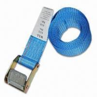 Best Tie-down Straps & Cargo Nets with 6,000LB Web Breaking Strength wholesale