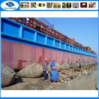 China Inflatable Floating Rubber Lifting Pneumatic Marine Airbag For Ship Launching and Lifting on sale