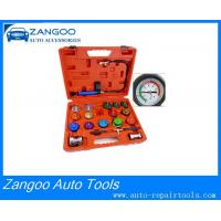 Best Engine Testing Tools 21 Pcs Radiator Pressure Tester And Vacuum Type Cooling System Kit wholesale