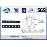 Best High Tensile UIC864 Railway Fish Plate Standard Fishplate For Rail UIC54 Joint Bar wholesale