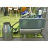 China Bucket Milking Machines with 550L Vacuum Capacity , 240 Volt  / 50 - 60Hz wholesale