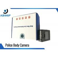 Best Full HD 1080P Security Guard Body Camera , Safety Vision Body Camera Support Card wholesale