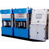 Cheap PLC controlled cardboard laminating machine , 4 daylights heavy duty laminating for sale