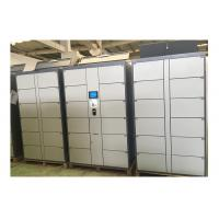 China Supermarket Baggage Lockers And Storage Coin / Bill / Credit Card Operated on sale