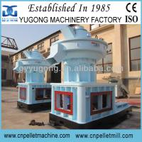 China Model LGX-900 Double Layer Rind Dies Wood Pellet Machine on sale