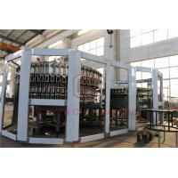 PET Bottled Carbonated Soft Drink Filling Machine Combi 3 In 1 Bottling