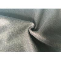 Best Double Side Wool  Material , Merino Wool Cloth Anti - Static wholesale