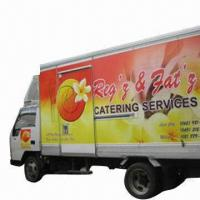 Best Large Format Vehicle/Body Sticker, OEM Orders are Welcome wholesale