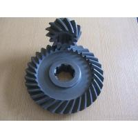 China Processing Different Dimensions Hypoid Spiral Bevel Gears on sale