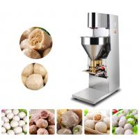 Best XZ-605 Meatball Forming Machine Automatic Meatball Making Machine 220v / 380v wholesale