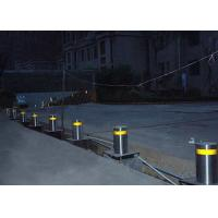 Best Stainless Steel Hydraulic Bollards, Electric Automatic Rising Posts wholesale