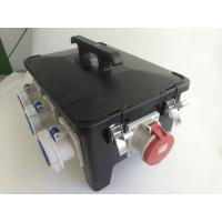 Best Hard PE Electrical Distribution Box Heavy Duty Molded Rubber Enclosure wholesale