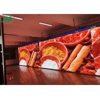 China High Definition SMD LED Screen 62500 Dots/Sqm , Led Video Wall Rental For Indoor on sale