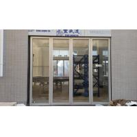 Best Moving Glass Partition Wall Interior Glass Door For Home Banquet Hall wholesale