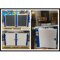 Best Remote Air Con Condenser , High Efficiency Air Conditioner Outside Unit wholesale