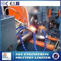 Best 18 Stations Carbon Steel Tube Forming Machine , Automated Steel Pipe Welding Machine wholesale