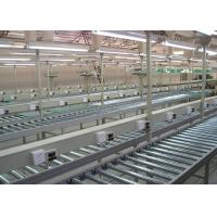 China Stainless Steel Motorized Conveyor Systems , Flexible Powered Roller Conveyor on sale
