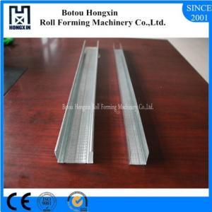 Best Steel Light Keel Roll Forming Machine CE Stud Track Roll Forming Machine wholesale