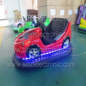 Best Amusemant Park Bumps Car Rides Machine Amusement Equipment for Child Kids wholesale