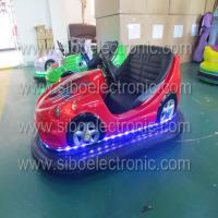 Best Sibo Attractive Kids Car Amusement Scooter Battery Bumper Car Kiddies Rides Family Center wholesale