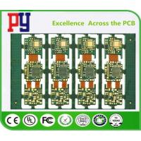 China 8 Layer Rigid Flex Circuit Boards , High Speed Pcb Layout With RoHs Approval on sale
