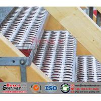 China Aluminium Safety Grating Stair Treads on sale