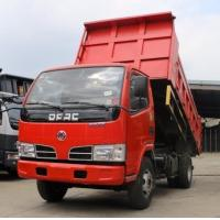 China Dongfeng Light Duty Dump Truck 140hp EQ3110TL With Right Hand Drive / Left Hand Drive on sale