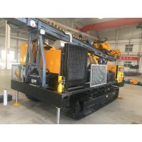 China XYL-2B Hydraulic 350m Crawler Type Core Drilling Rig on sale