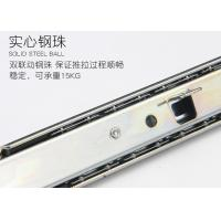 Best 27 mm width and variable length Drawing Slides self-closing single-extension undermount drawer slide wholesale