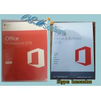 China FPP Digital Key MS Office Activation Key Card PKC 2010 / 2013 / 2016 / 2019 Pro on sale
