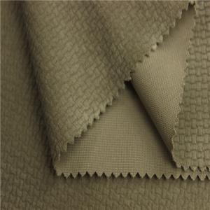 China Polyester Jacquard Soft Fleece Fabric Car Seat Upholstery Fabric on sale